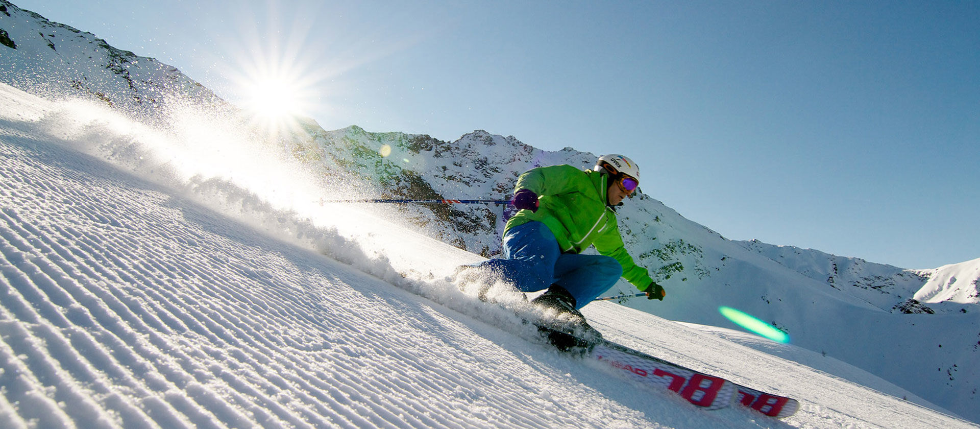 Skifahren im Kaunertal- Foto TVB Kaunertal Martin Lugger