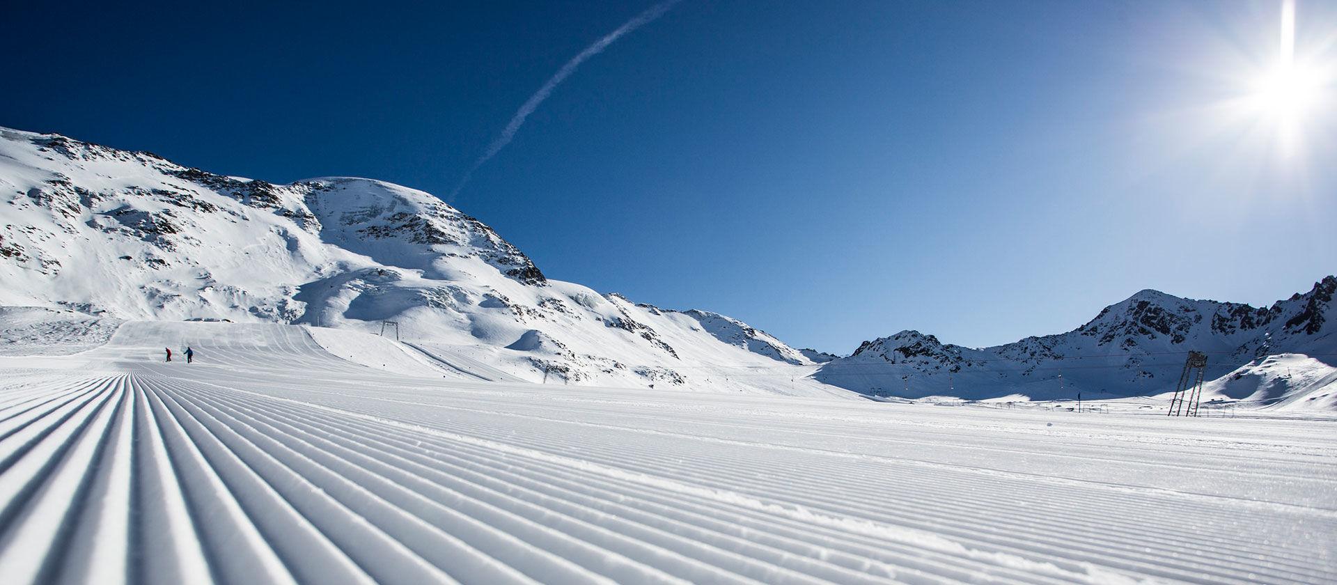 Kaunertaler Gletscher - Foto: Kaunertaler Gletscher, Daniel Zangerl