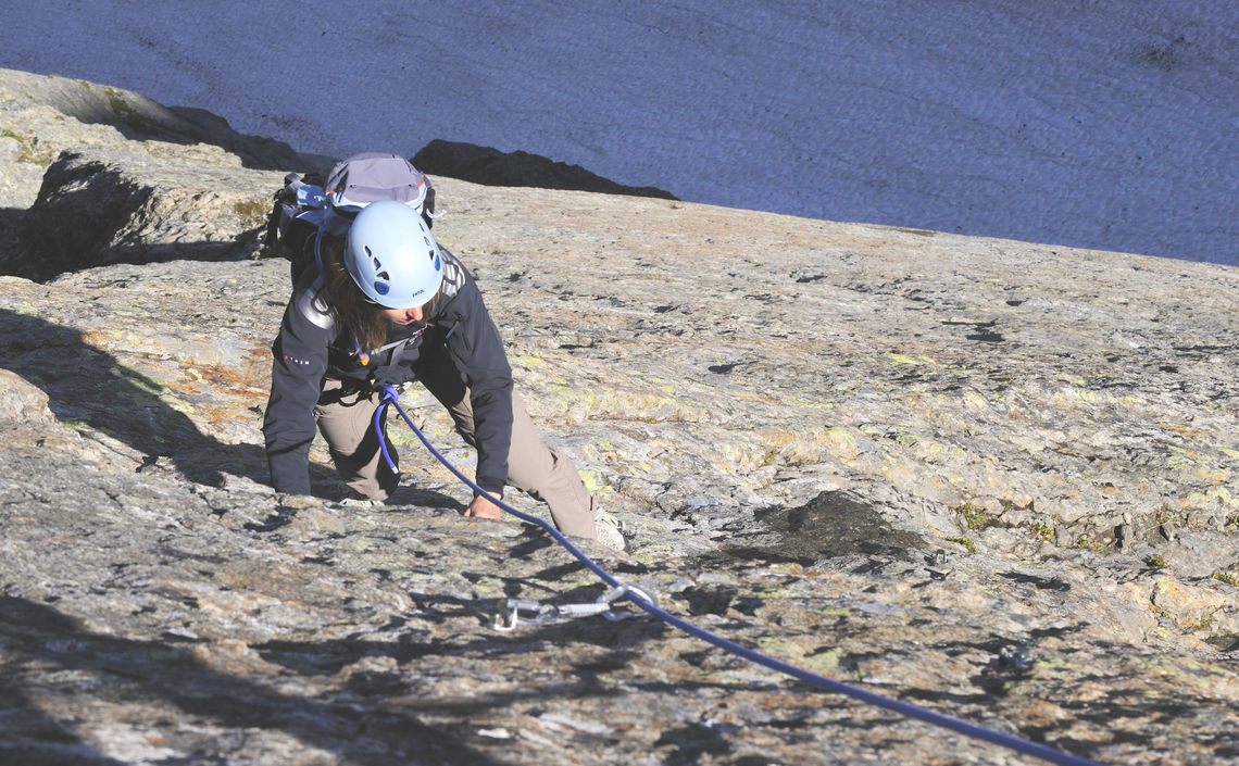 Das Tal der Bergsteiger