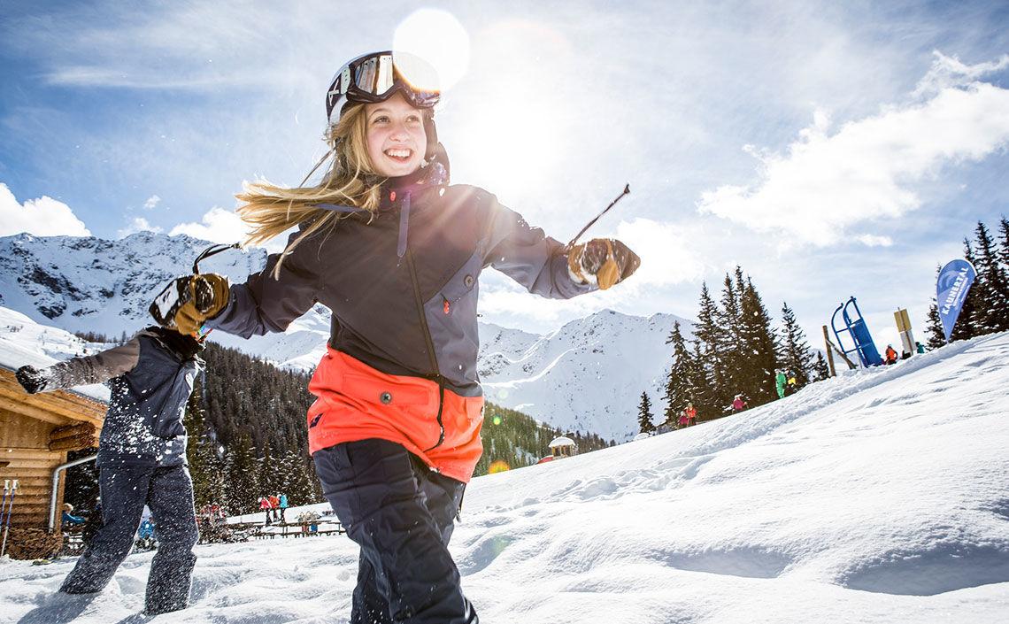 Skigebiet Fendels - Foto Foto: Kaunertaler Gletscher, Daniel Zangerl