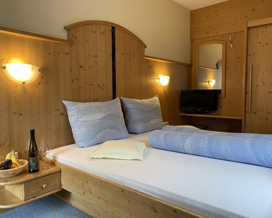 Unterhäuser Doppelzimmer ca. 15 m²