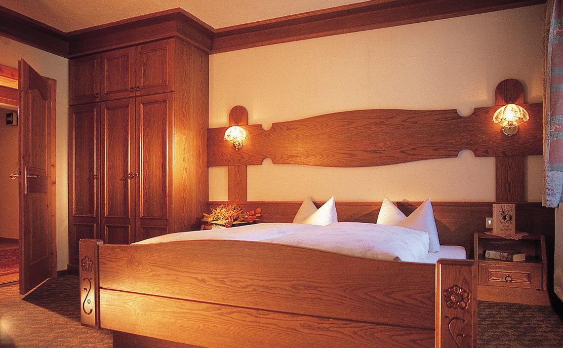 ANNEMARIE Doppelzimmer im Hotel Jägerhof in Feichten