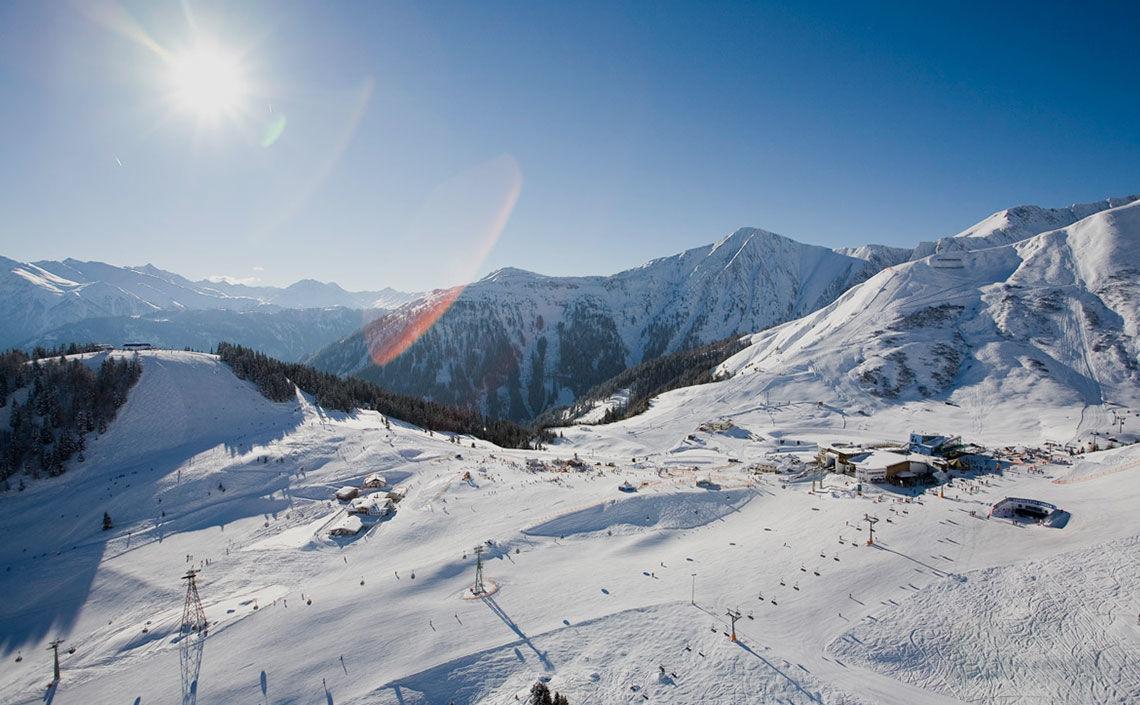 Skigebiet Serfaus-Fiss-Ladis - Foto: TVB Serfaus-Fiss-Ladis