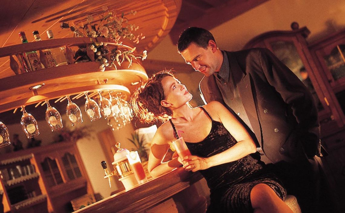 Bar im Hotel Jägerhof