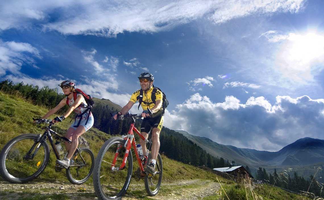 Mountainbike & Rennrad